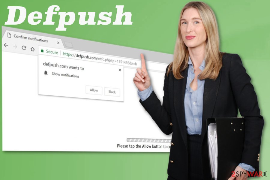 Defpush virus
