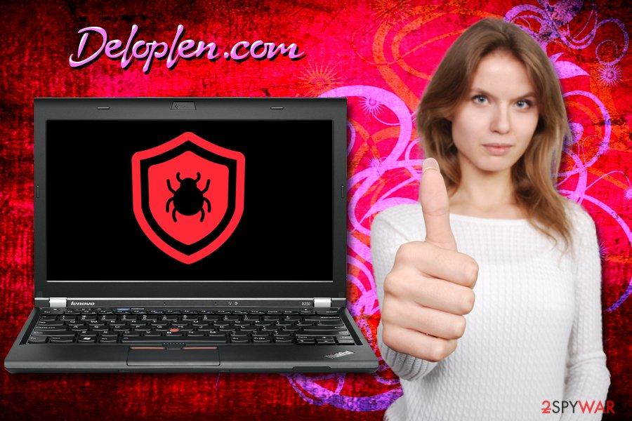 Deloplen.com PUP