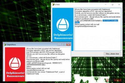 DeLpHiMoRix ransomware