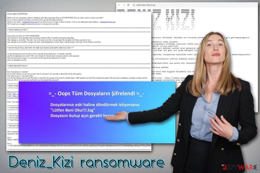 Deniz_Kizi ransomware virus