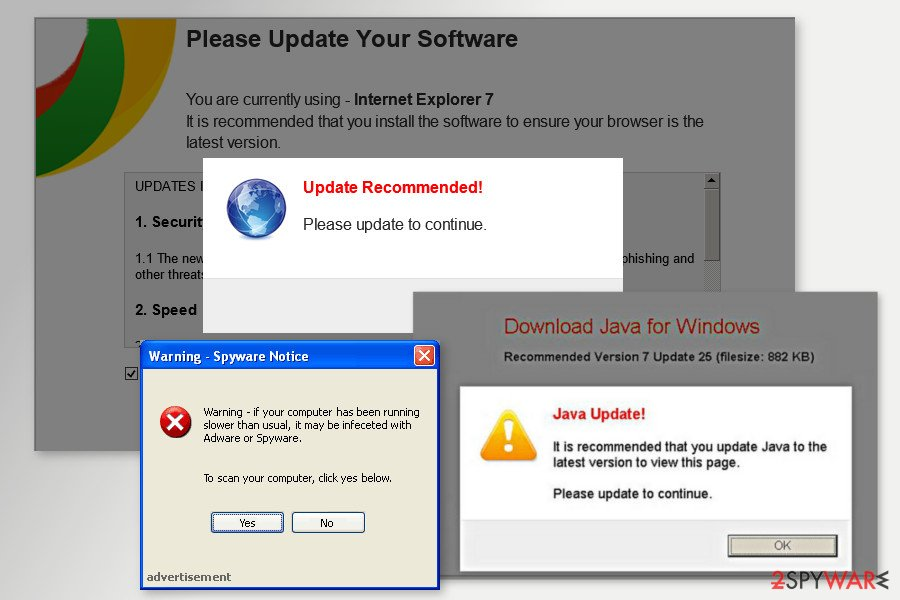 Desktop Weather Alerts virus generates continuous pop-ups that might lead to vague websites