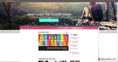 DestinyScope website