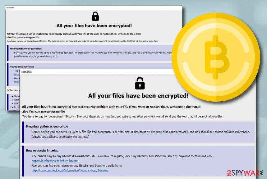 Devon ransomware