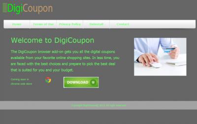 DigiCoupon virus