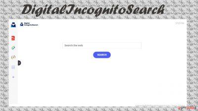 DigitalIncognitoSearch PUP