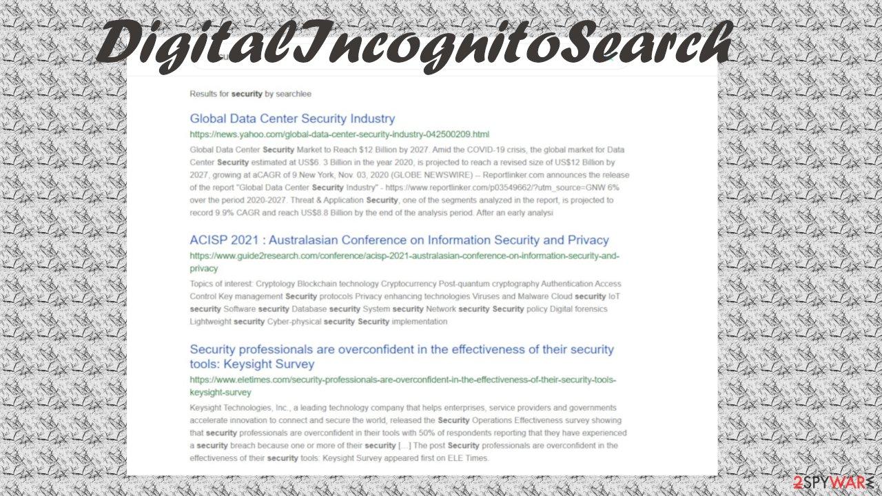 DigitalIncognitoSearch virus