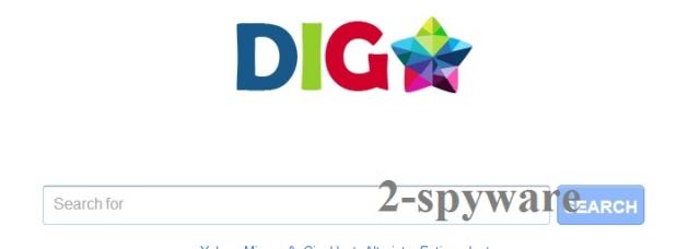 DigStar Search snapshot
