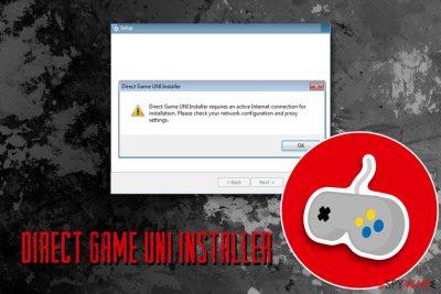 Direct Game UNI Installer