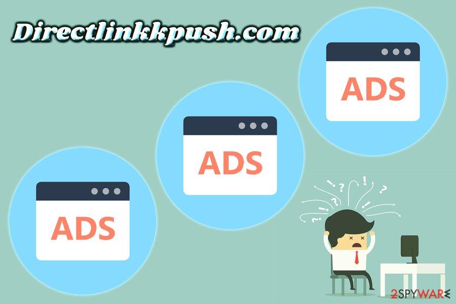 Directlinkkpush.com adware