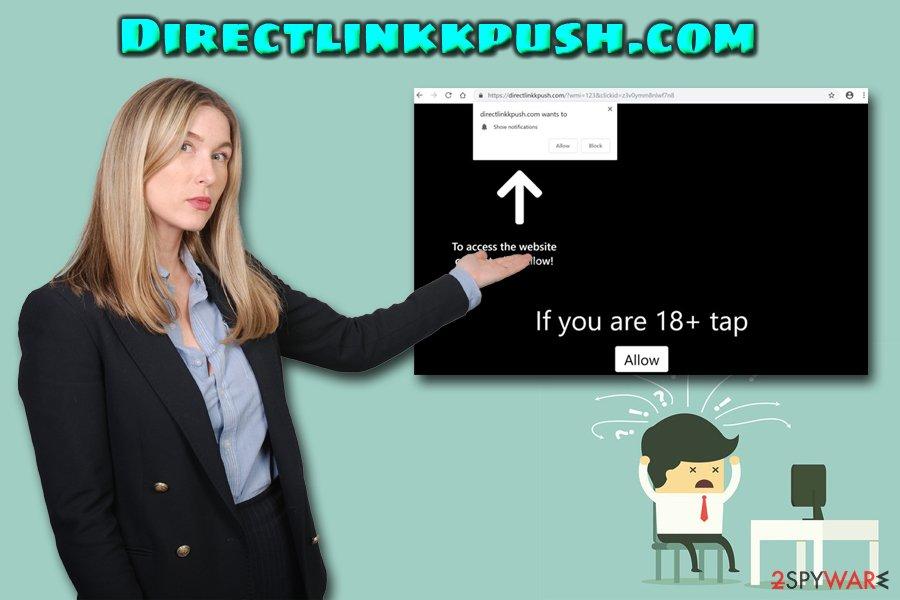 Directlinkkpush.com virus