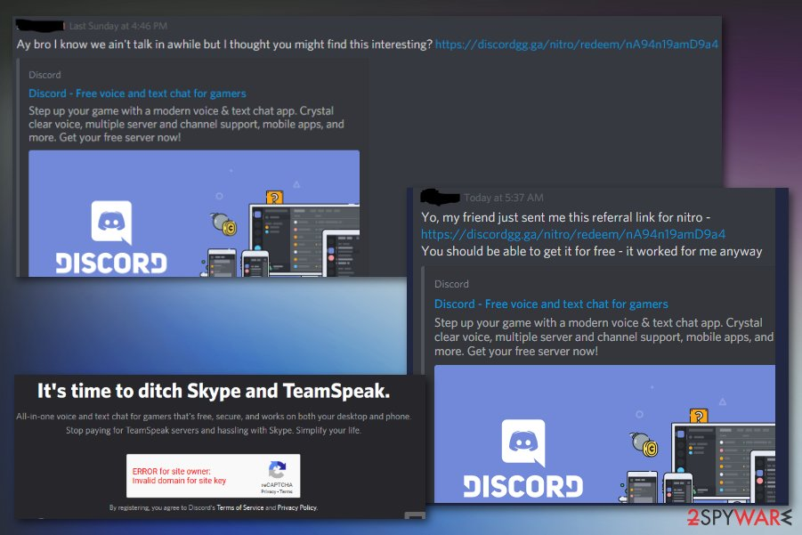 Remove Discord virus (Virus Removal Guide) - updated Sep 2019