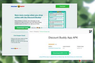Discount Buddy virus