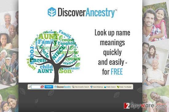 DiscoverAncestry Toolbar