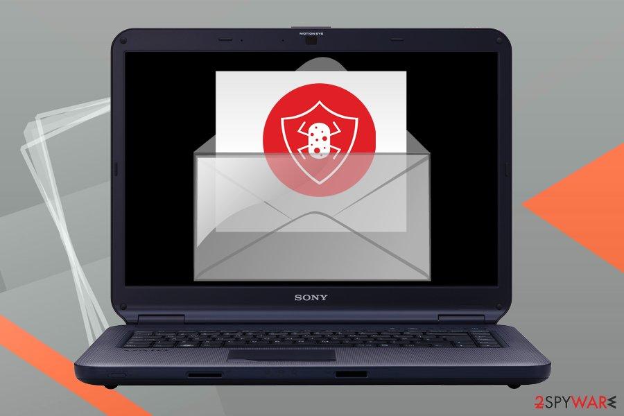 Djvu ransomware infection