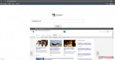 Dnav.com virus