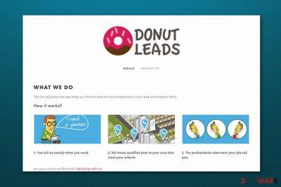 DonutQuotes adware