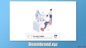 Doombrand.xyz ads