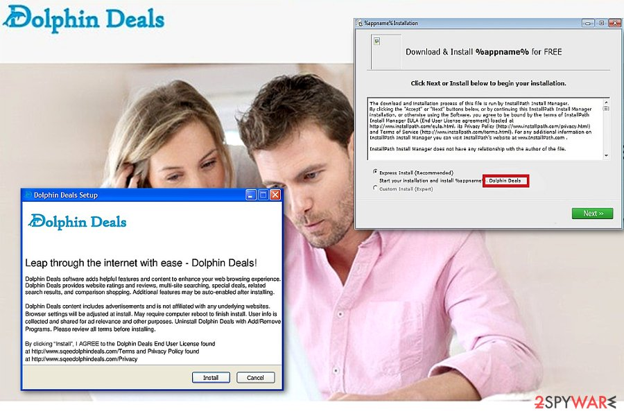 The image of Dolphin Deals
