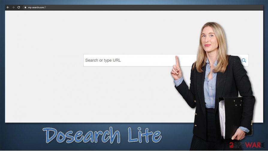 Dosearch Lite virus