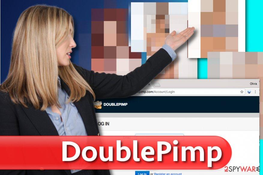 Doublepimp ads