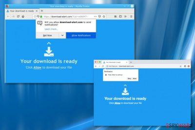 Download-alert.com PUP