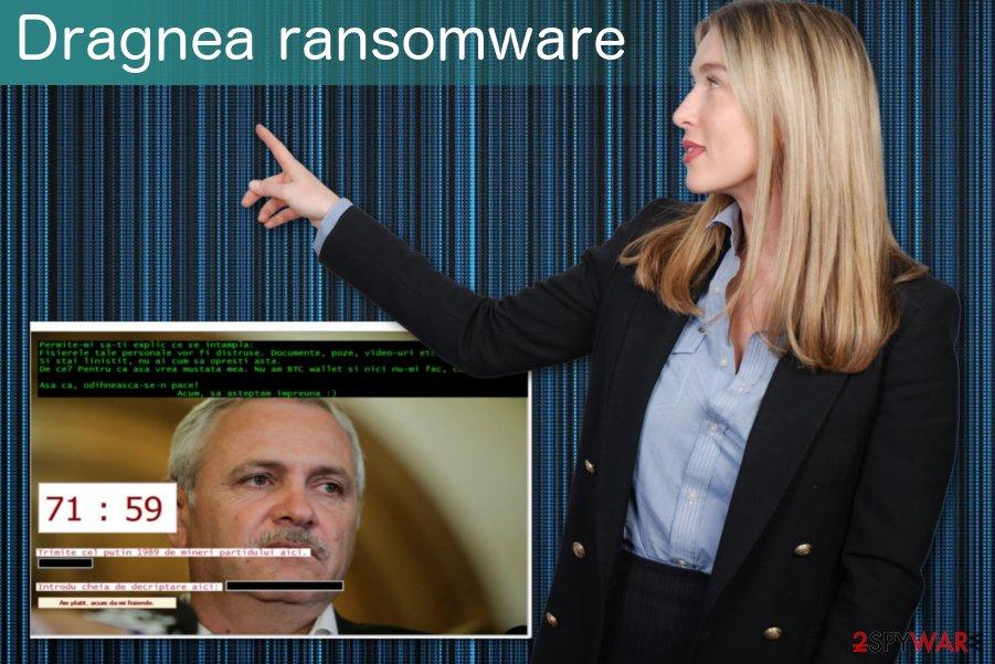 Dragnea ransomware