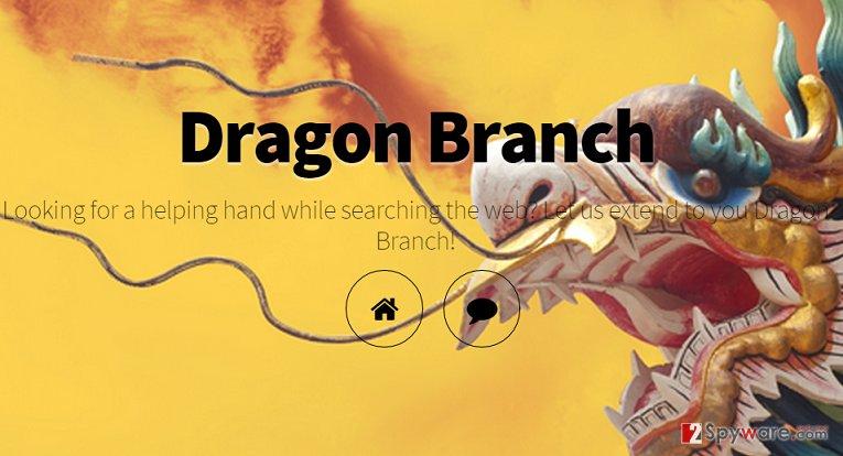 Dragon Branch ads