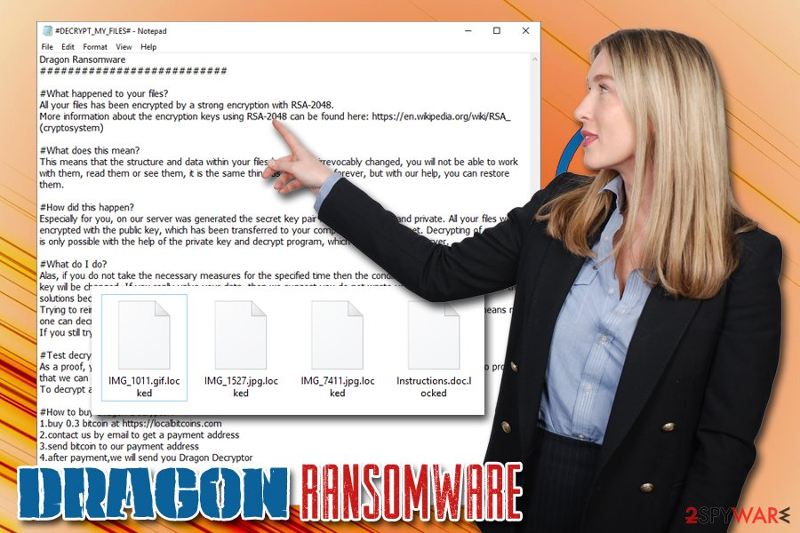 Dragon ransomware virus
