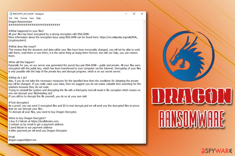 Dragon ransomware