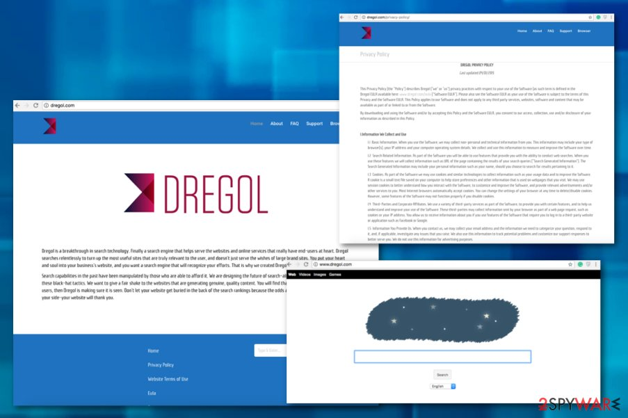 Remove Dregol from Windows