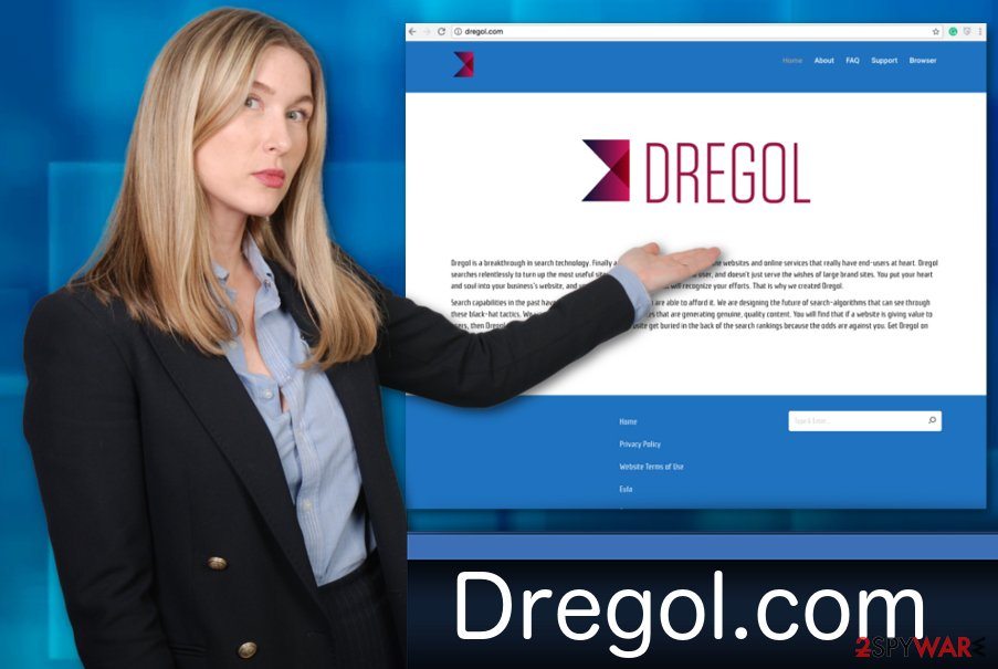Dregol.com redirect