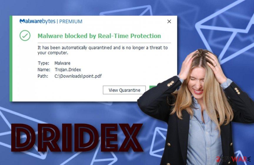 Dridex malware