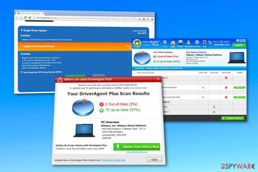 DriverAgent Plus optimization software