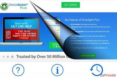 DriverAgent Plus system tool