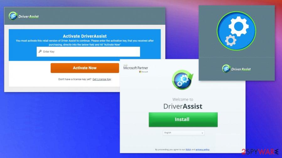 Driver Assist rogue tool