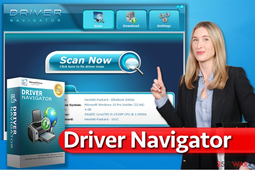 Driver Navigator review
