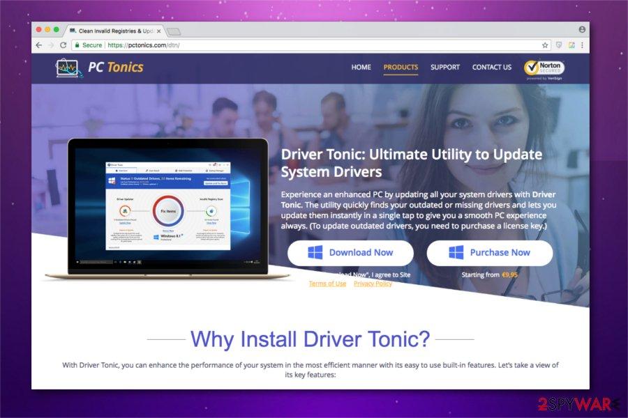 Driver Tonic image