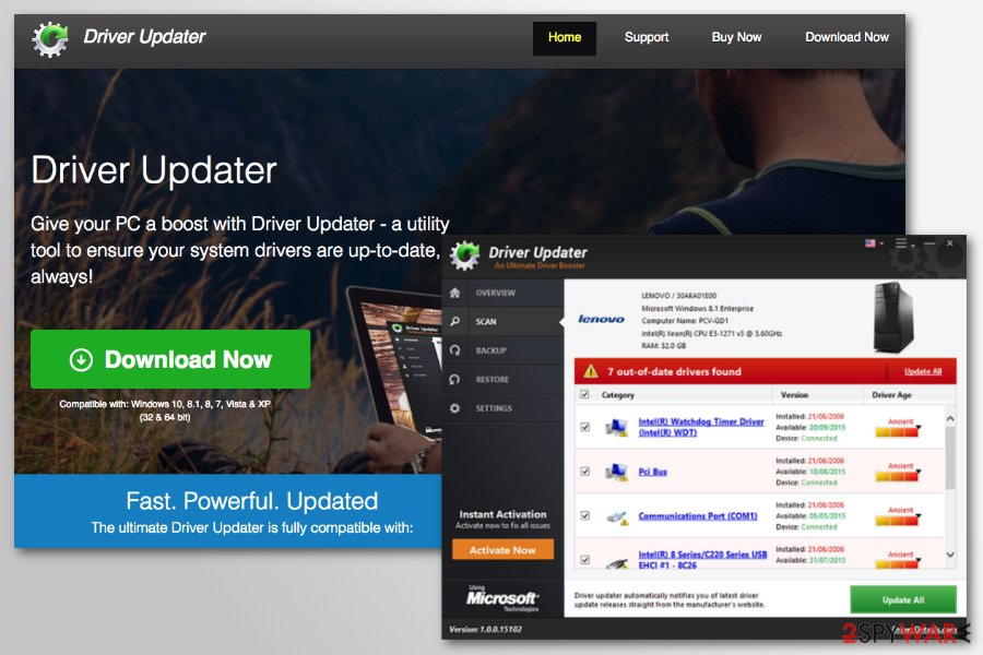 Image of Driver Updater