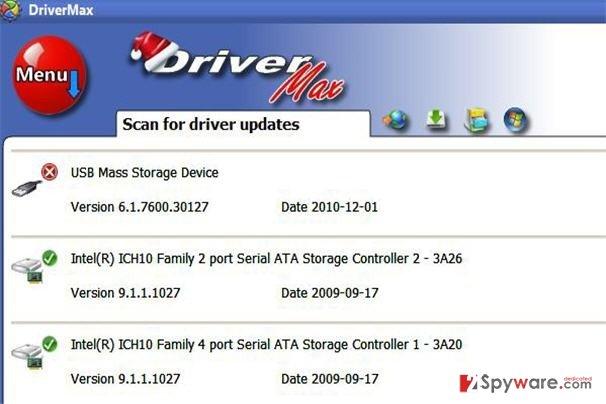 DriverMax snapshot
