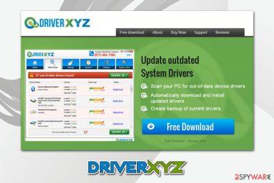 DriverXYZ