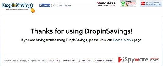 DropinSavings
