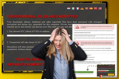 Dxh26wam ransomware virus
