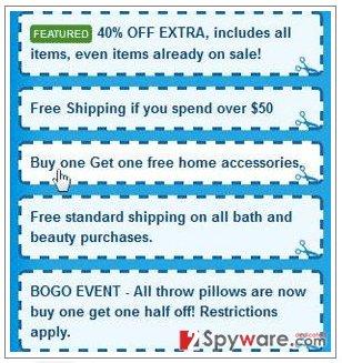Saver Box ads