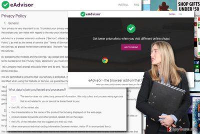 eAdvisor ads