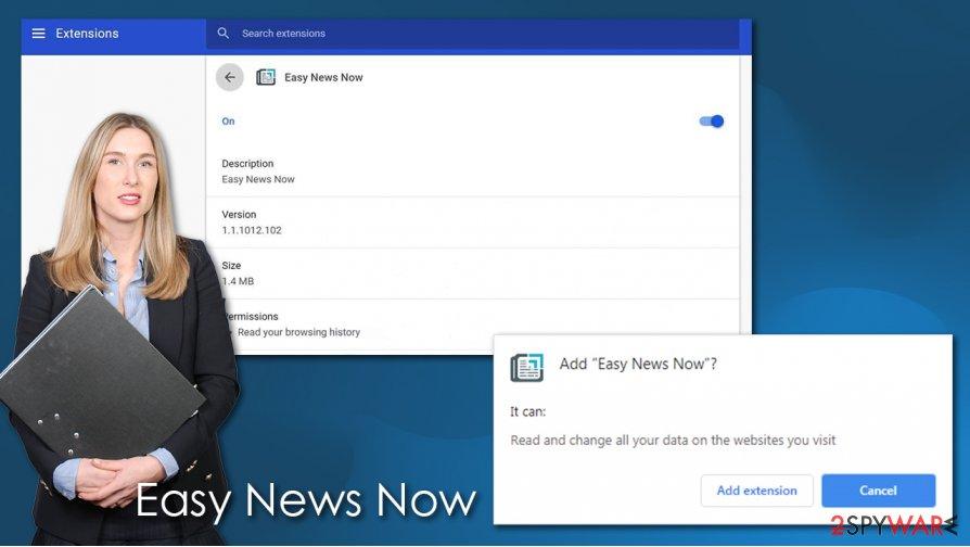 Easy News Nowadware