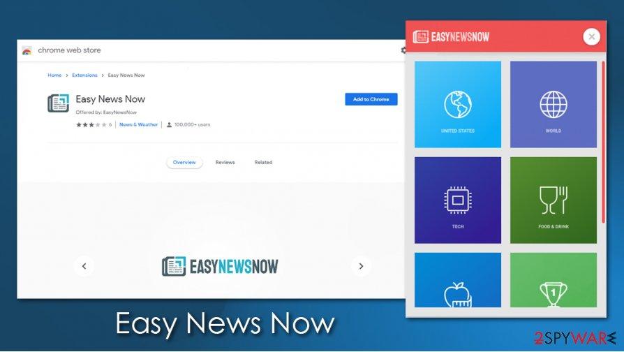 Easy News Nowvirus