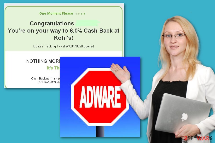 Ebates Moe Money Maker adware