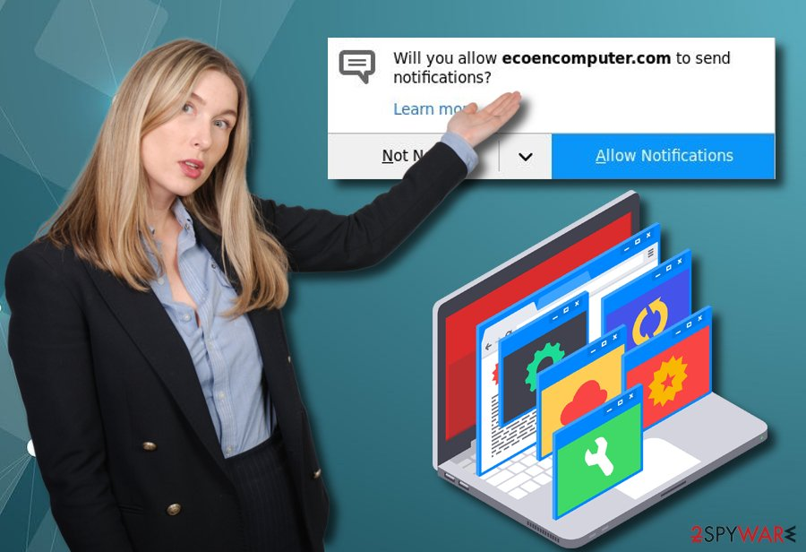 Ecoencomputer.com ads