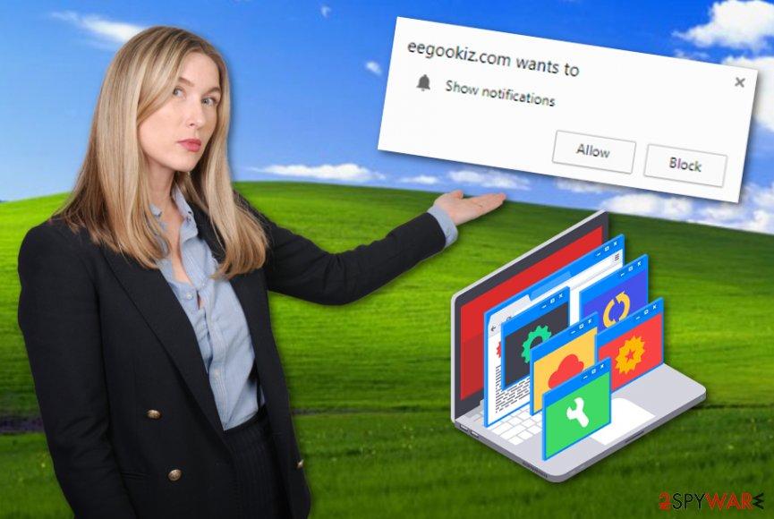 Eegookiz.com potentially unwanted application