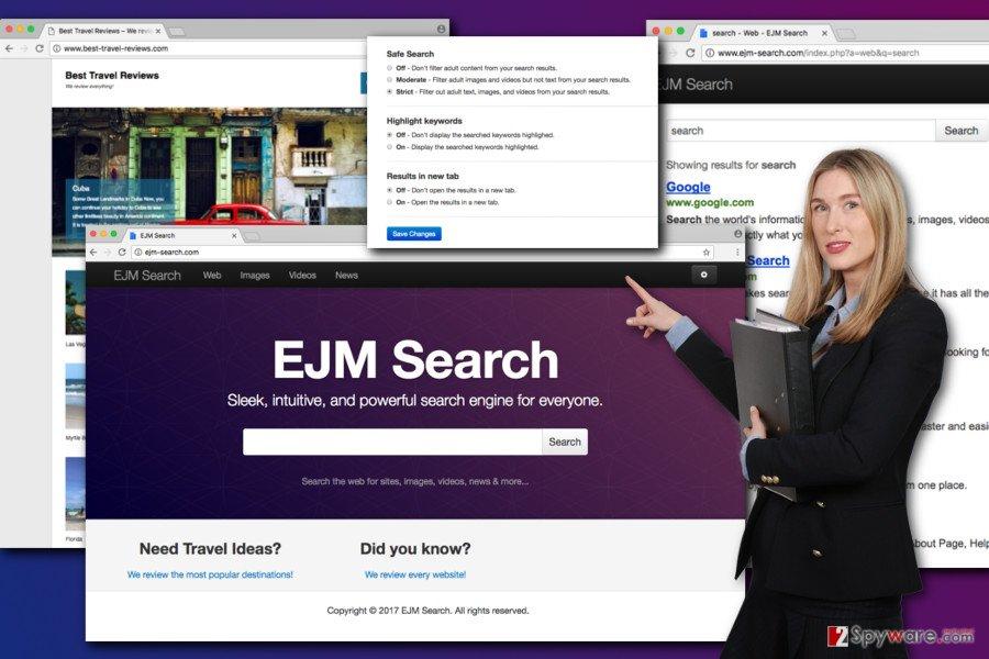 Ejm-search.com virus